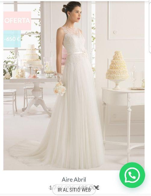 Vestidos novia low cost 9
