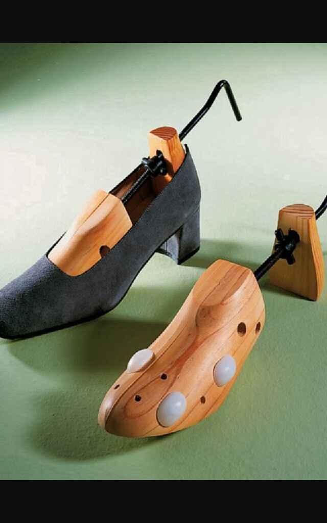 Zapatos que aprietan - 1