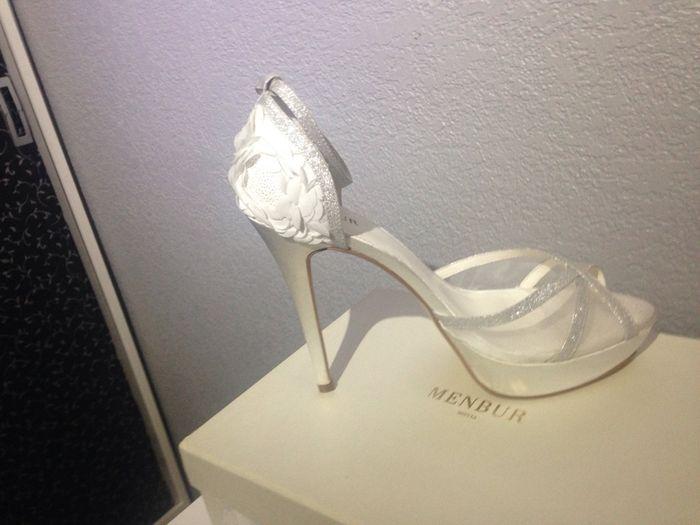 Mis zapatos membur! ? - 1