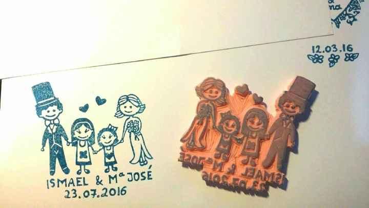 Mi sello personalizado - 1