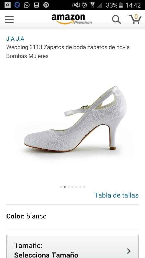 Mis zapatos!! - 1