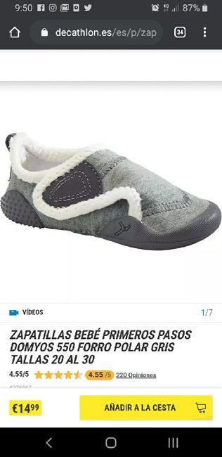 Zapatos si o no - 1