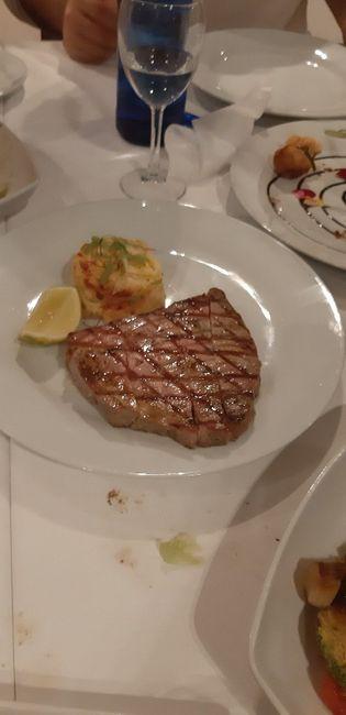 Degustación menu 5
