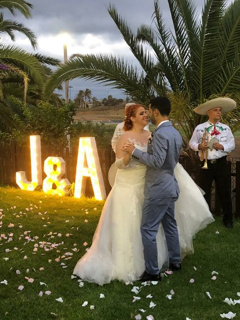 Finalmente casados en los tiempos de Covid!! - 2