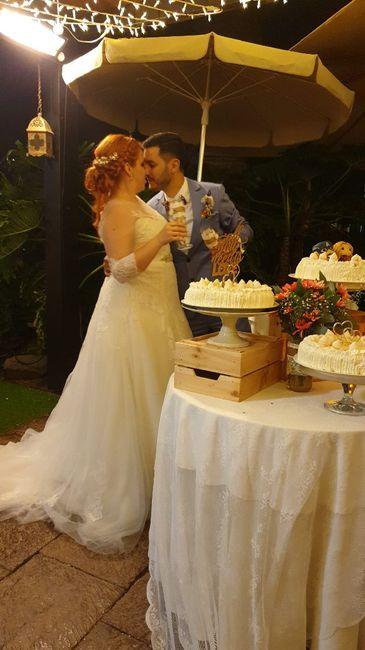Finalmente casados en los tiempos de Covid!! - 3