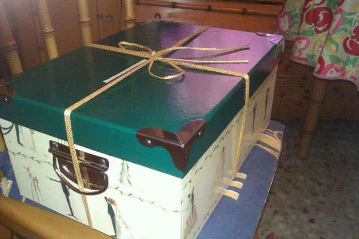 caja recogedinero