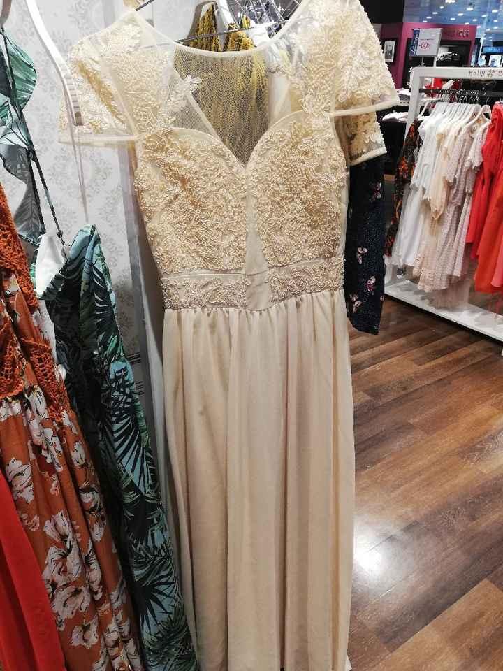Vestido de novia low cost!! - 1