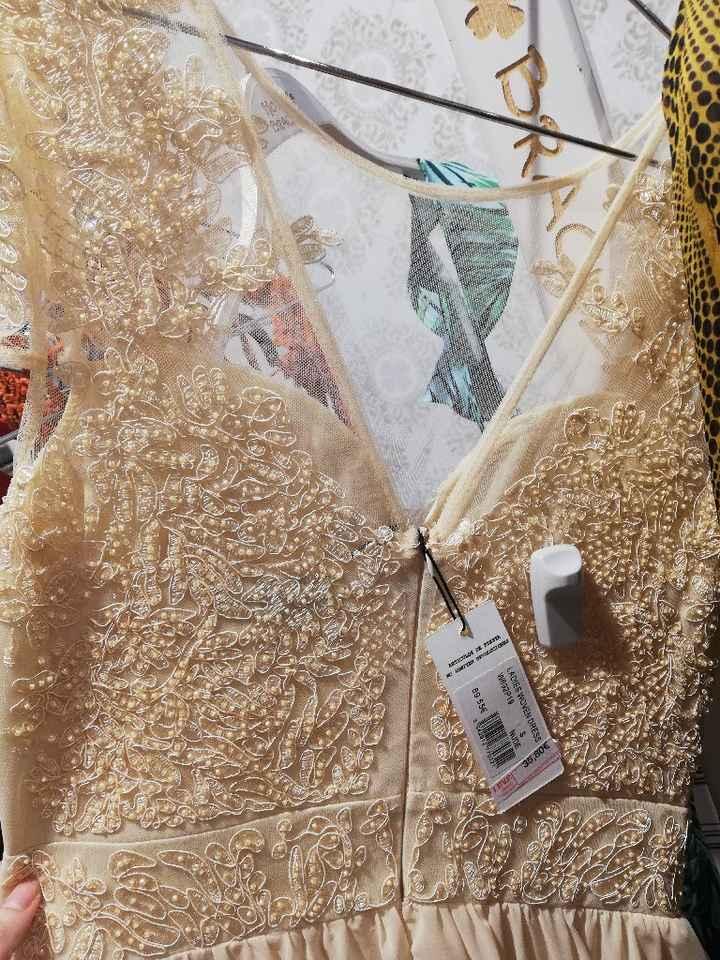 Vestido de novia low cost!! - 3