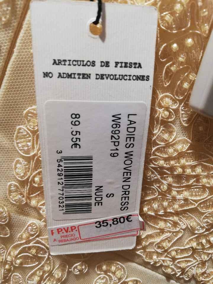 Vestido de novia low cost!! - 4