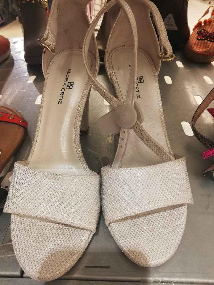 Atención!zapatos Gloria Ortiz suuuper rebajados!!dos!!! - 2