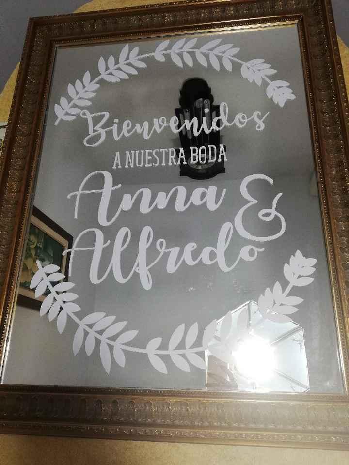 ¿Qué hacer con la decoración después de la boda? - 1