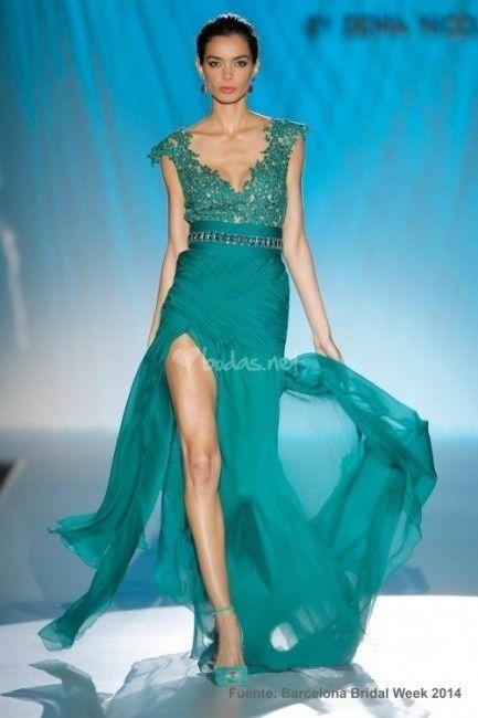 Imagenes de vestidos de fiesta 2015