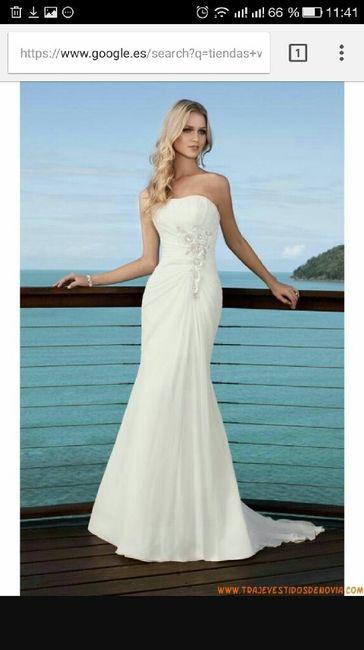 vestido de novia - moda nupcial - foro bodas