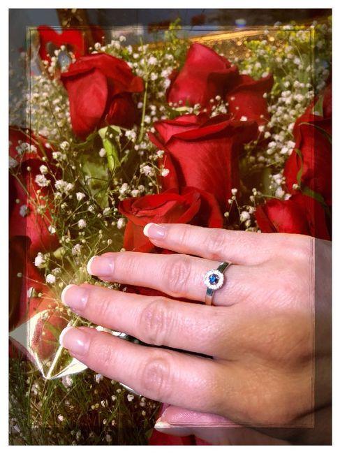 ¡Comparte una foto de tu anillo de pedida! 💍 15