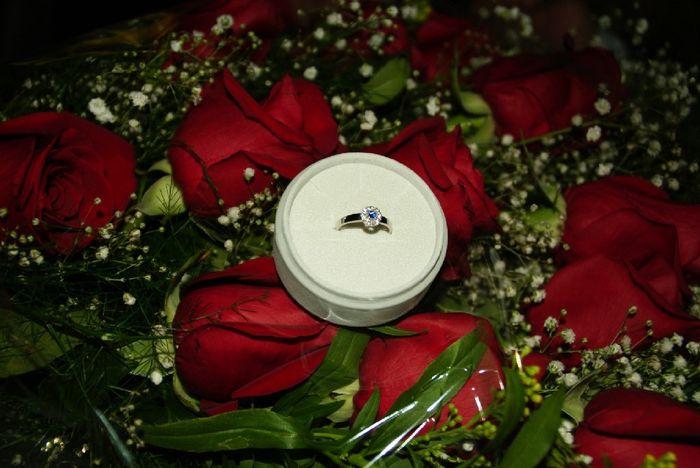 ¿En qué lugar te pidieron matrimonio? 💍 4
