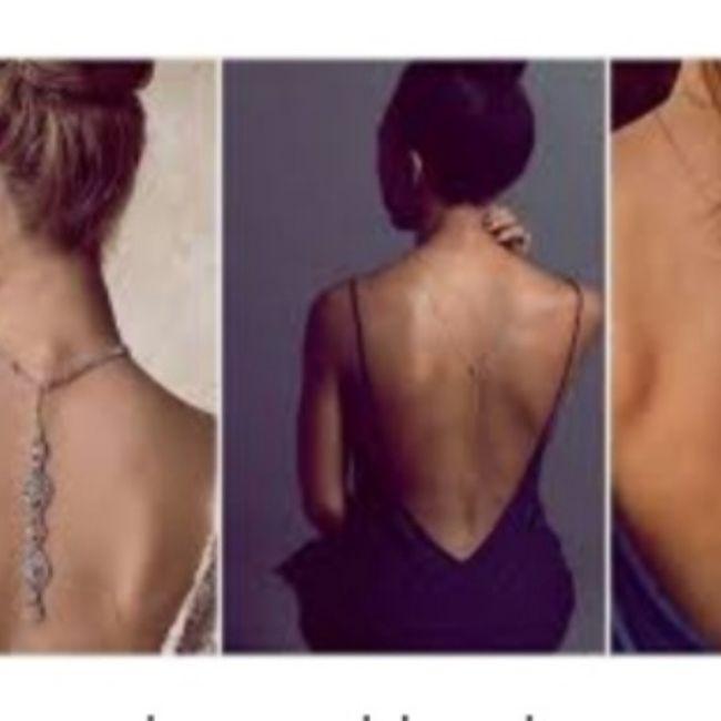Collares para espaldas descubiertas 4