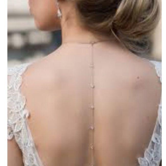 Collares para espaldas descubiertas 6