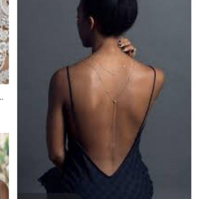 Collares para espaldas descubiertas 10