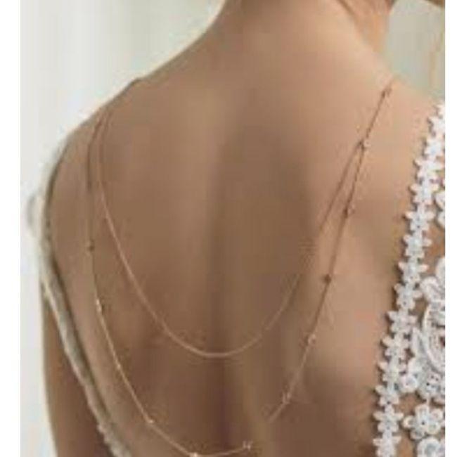 Collares para espaldas descubiertas 11