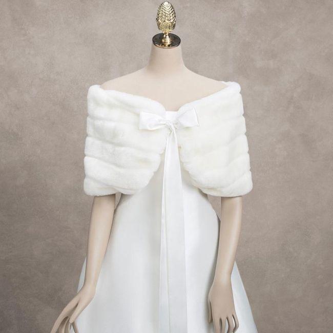 Y un vestido de novia navideño?? 5