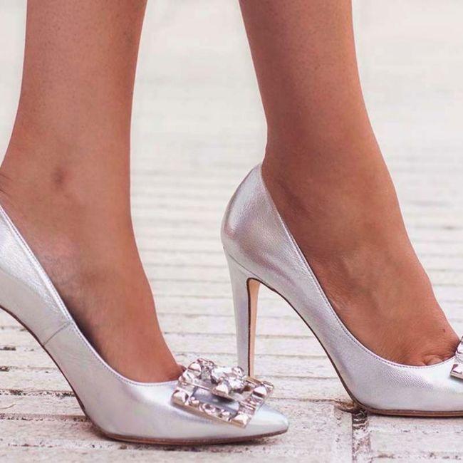 Y los zapatos para esa boda navideña? 2
