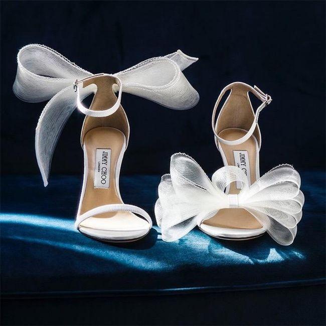 Y los zapatos para esa boda navideña? 5