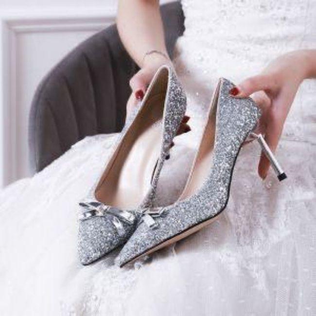 Y los zapatos para esa boda navideña? 10