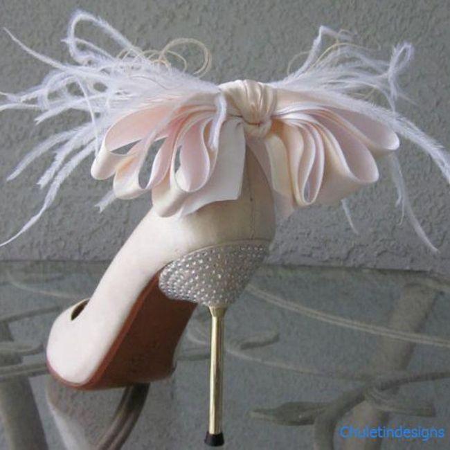 Y los zapatos para esa boda navideña? 14