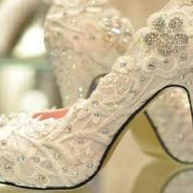 Y los zapatos para esa boda navideña? 17