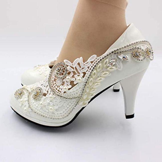 Y los zapatos para esa boda navideña? 20