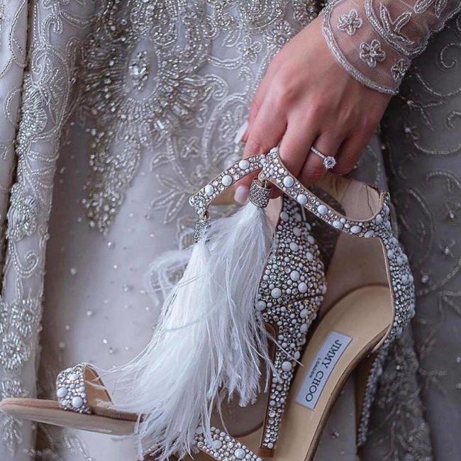Y los zapatos para esa boda navideña? 22