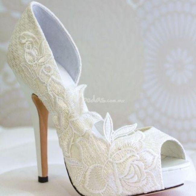 Y los zapatos para esa boda navideña? 23