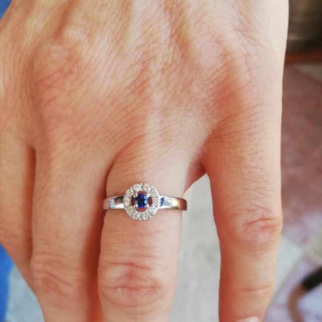 ¿Cómo es tu anillo de compromiso? 💍 16