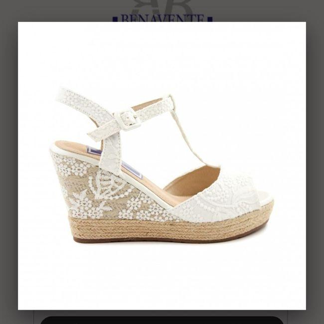 Zapatos de repuesto 1