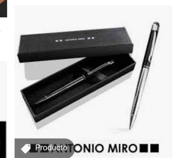 Nuestros bolígrafos para firmar - 1