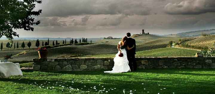 Fotos de boda romanticas - 3