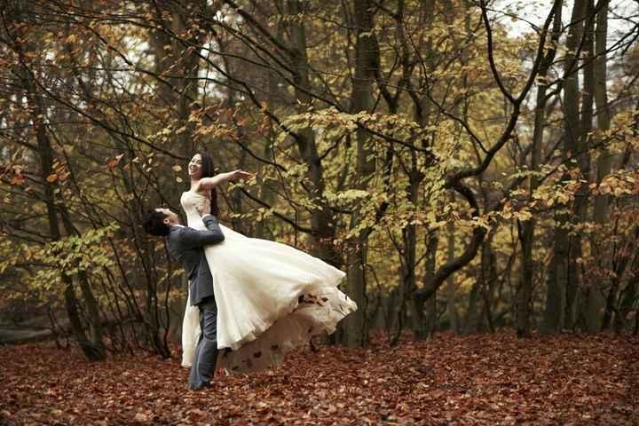 Fotos de boda romanticas - 4