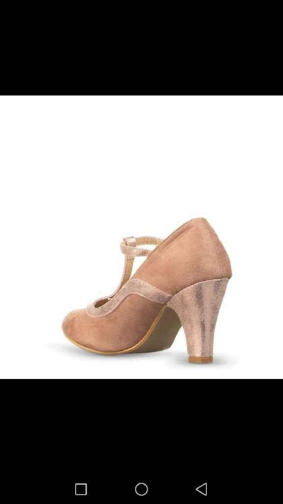 Ya tengo mis zapatos!!!! - 1