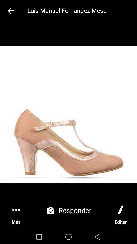 Ya tengo mis zapatos!!!! - 2