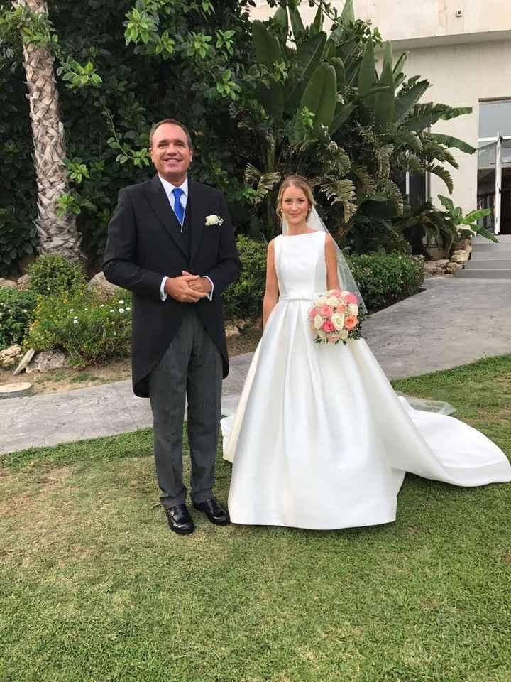 Increiblemente encantada con mi boda - 3