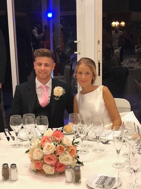 Increiblemente encantada con mi boda - 4