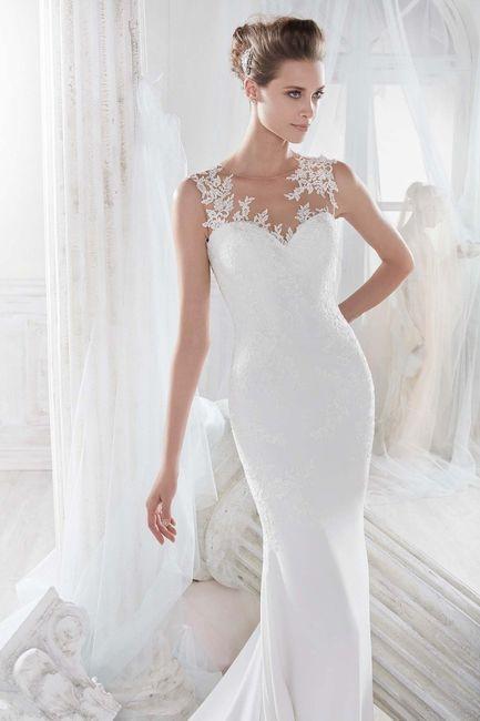 Elige tu vestido ideal: ESCOTE 1