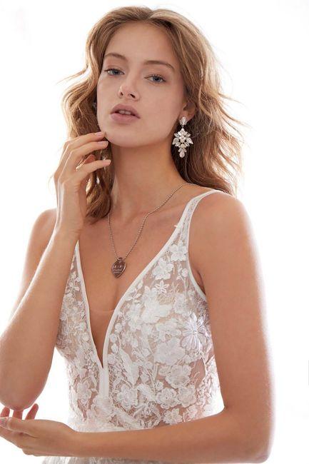 Elige tu vestido ideal: ESCOTE 3