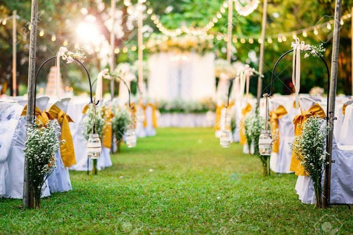 ¿A qué hora será tu boda? 1