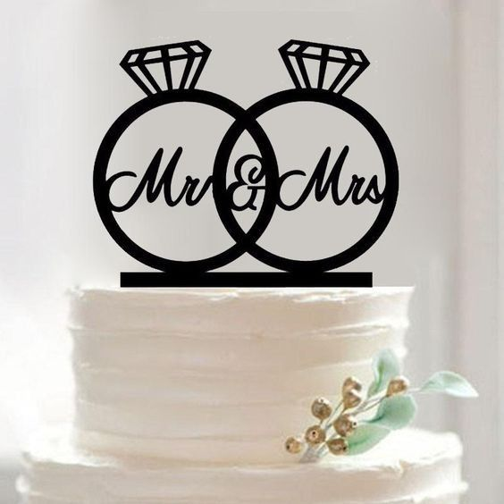 3 CAKE TOPPERS, ¿cuál prefieres? 2