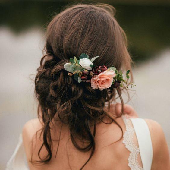 3 peinados despeinados para novia. ¡Escoge el GANADOR! 1
