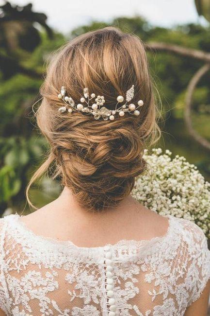 3 peinados despeinados para novia. ¡Escoge el GANADOR! 3