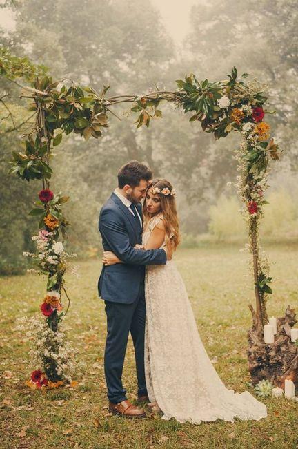 ac28fc3aad Boho o romántico  ¡Elige 1 estilo! - Foro Bodas.net