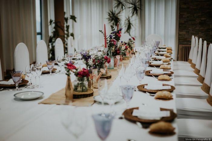 3 banquetes, 1 novia. ¡ELIGE! 🍽️ 2
