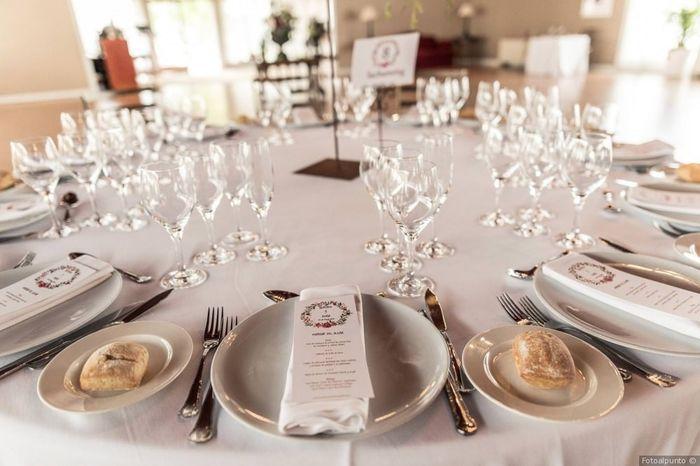 3 banquetes, 1 novia. ¡ELIGE! 🍽️ 1